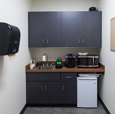 Lab Space Kitchen